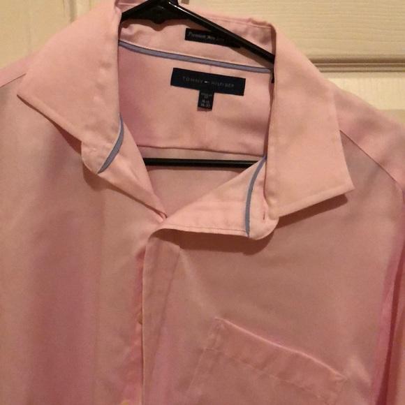 Tommy Hilfiger Other - Men's Tommy Hilfiger pink  dress shirt